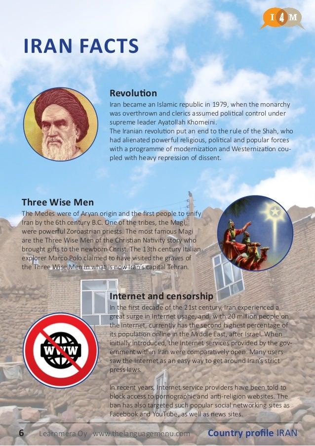 I4M Country profile iran (in english)