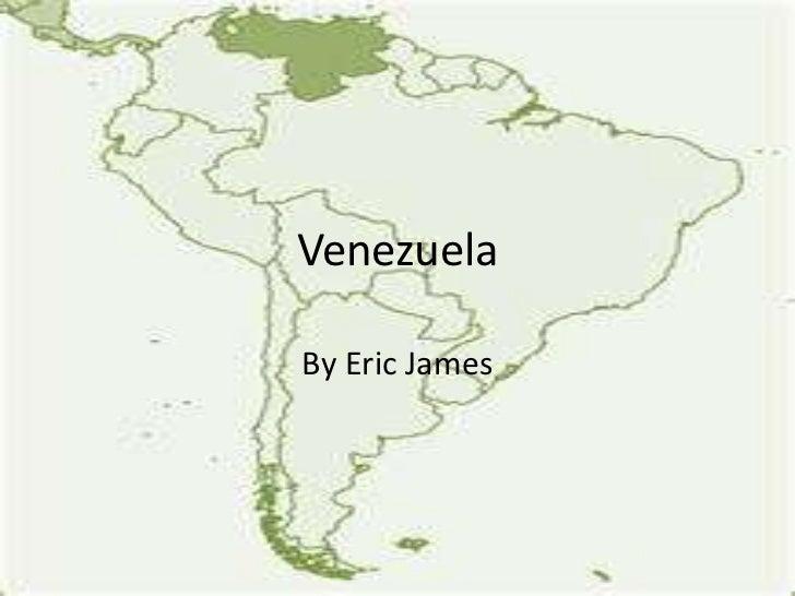 VenezuelaBy Eric James