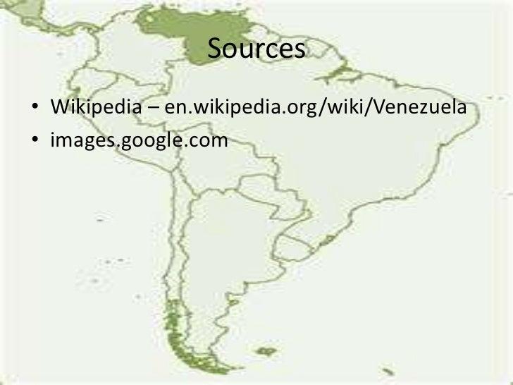 Country report venezuela pt2