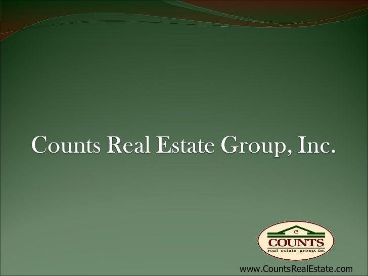 www.CountsRealEstate.com