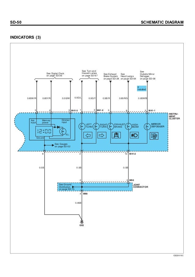 hyundai-county-electrical-troubleshooting-manual-66-638 M Wiring Schematic on