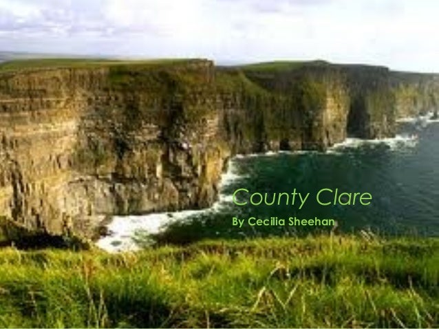 County Clare By Cecilia Sheehan