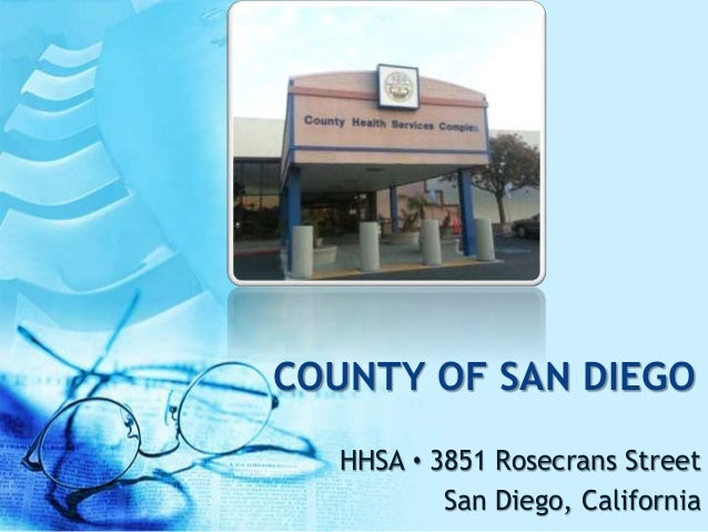 San Diego Health Department >> County San Diego Vital Records And Statistics Department