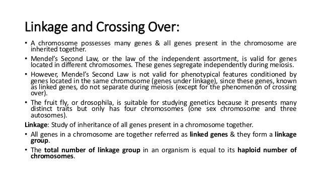 coupling in genetics