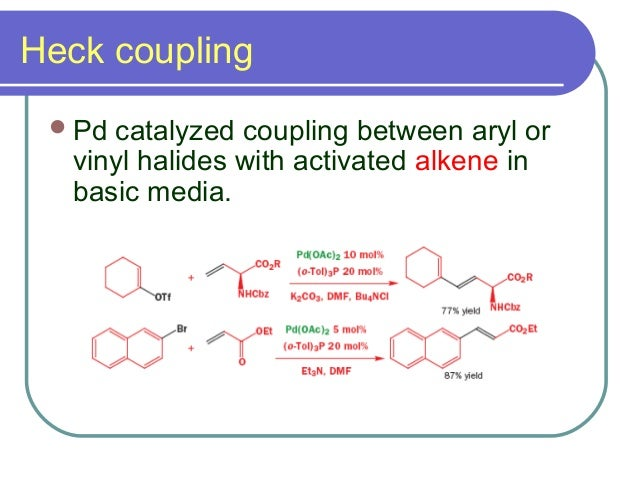 palladium catalysed coupling of a terminal alkyne Abstract palladium(ii)‐catalyzed coupling of terminal alkynes with unactivated aryl iodides occurs at room temperature in good to excellent yields in the presence of tetrabutylammounium bromide as additive and piperidine as base in a tetrahydrofuran-water solution without addition of any cuprous salts.