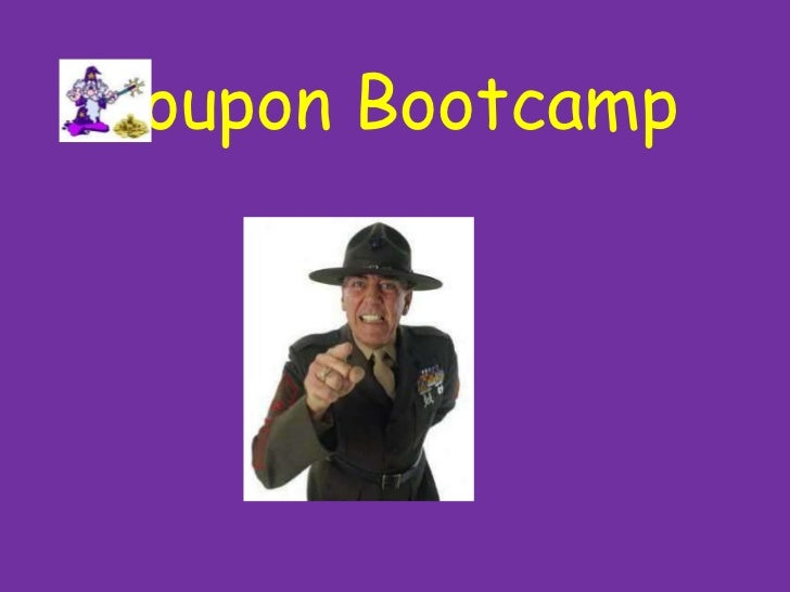 Coupon Bootcamp<br />