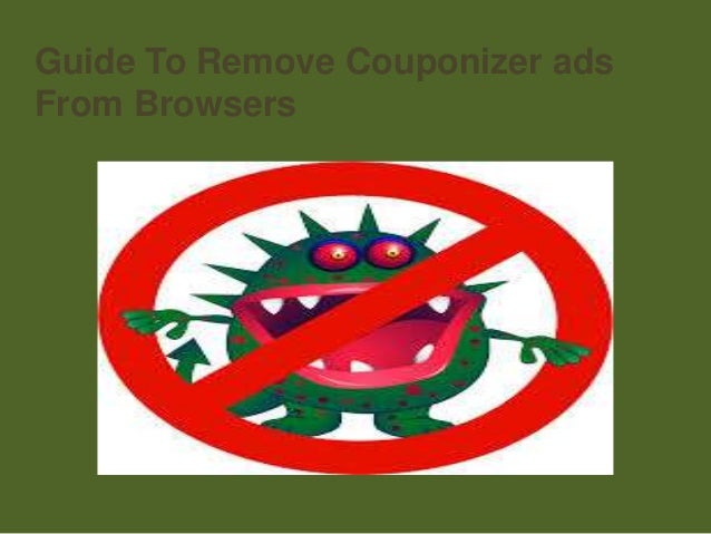 Guide To Remove Couponizer ads From Browsers