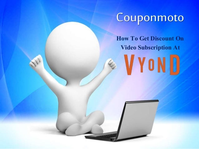 How to use Vyond Coupon Code?
