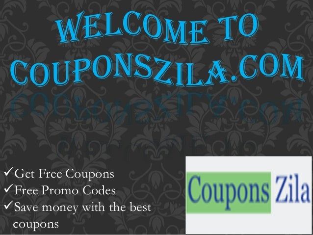 Get Free Coupons Free Promo Codes Save money with the best coupons