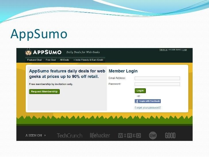 AppSumo<br />