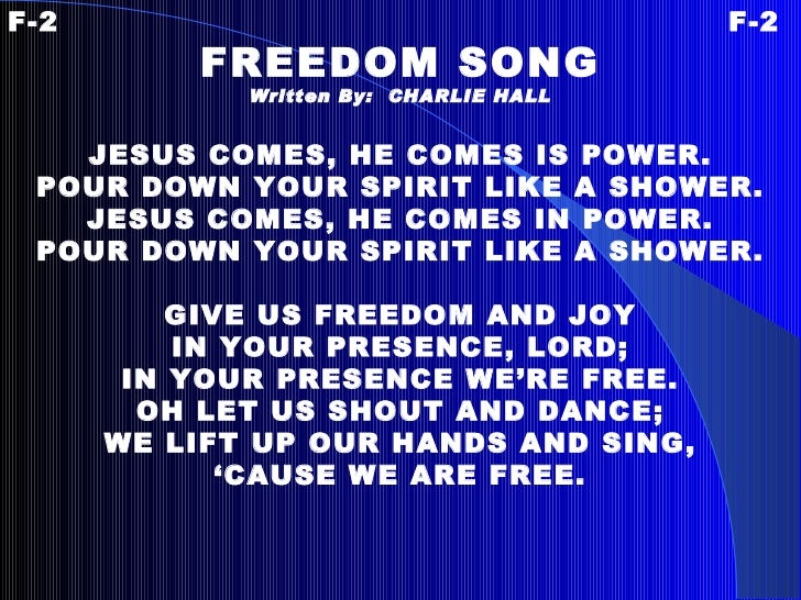 Coup worship songs