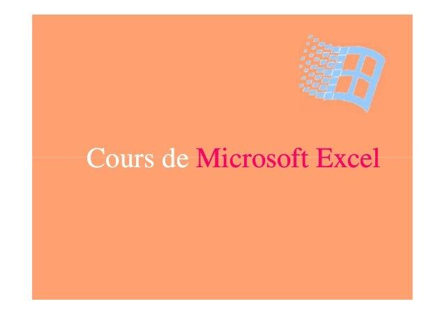 cours informatique de gestion pdf