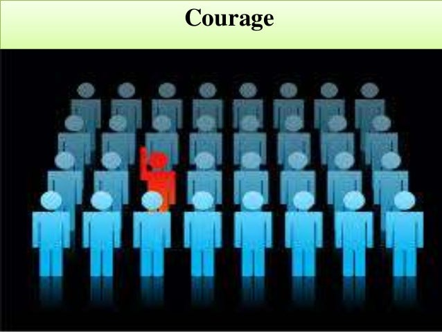 how does power affect moral courage Moral courage is to raise your hand, overcome one's fear, and claim for something that is wrong a military leader exerts his power influencing with his positon power (in case of military the rank) and/or personal power (how does one person is seen in the organization.