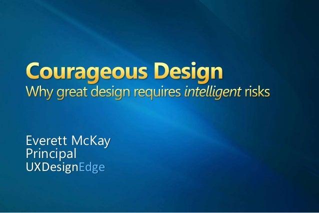 Everett McKay Principal UXDesignEdge