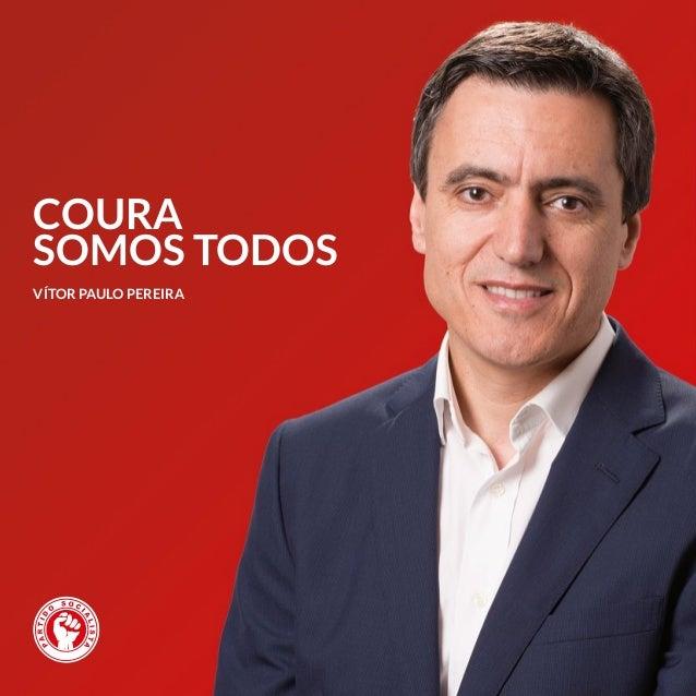 COURA SOMOS TODOS VÍTOR PAULO PEREIRA