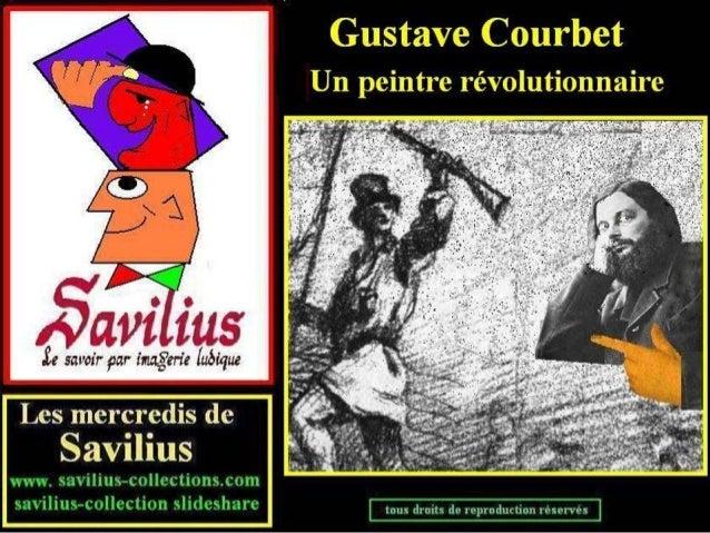 Courbet le peintre révolutionnaire