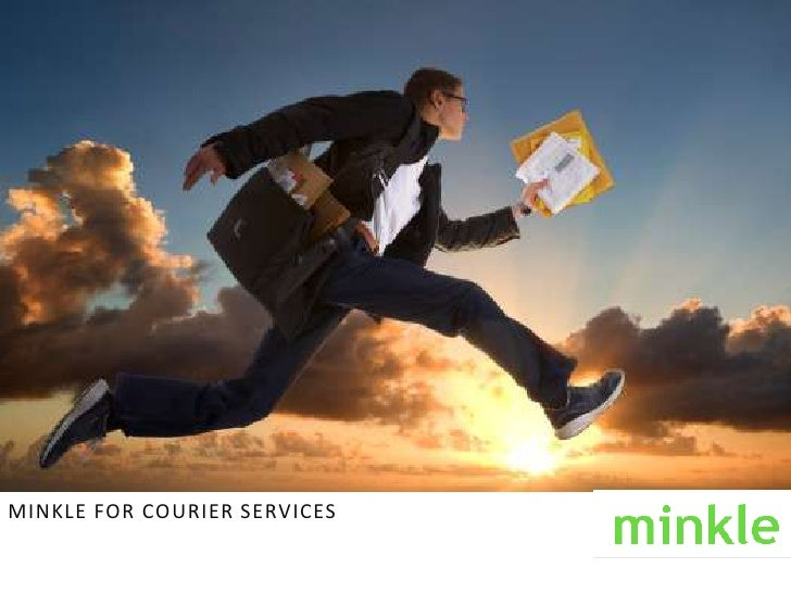 Minkle for COURIER SERVICES<br />