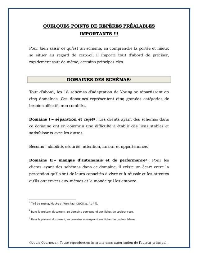 Cournoyer Desrosiers Morasse Et Legault 2013 Schémas Et Counseli