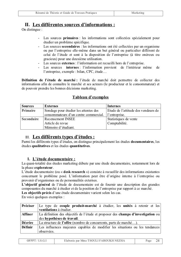 Cours Marketing2