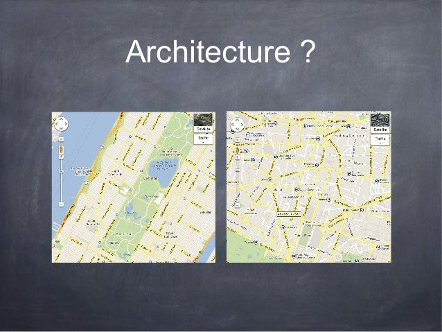 Il y a 2 manières de concevoir une application : soit de la manière la plus simple qu'il soit, il est alors évident qu'il ...