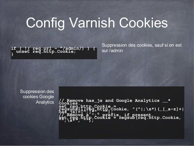 Exemple : Evene.frPlus de 3.000.000 de pagesArchitecture basée sur NGnix & VarnishUn crawler qui passe en permanence surto...