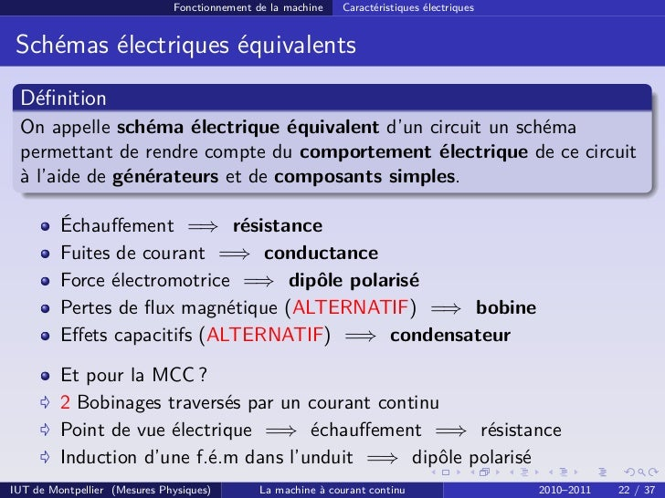 electricit lectrotechnique cm4 machine courant continu. Black Bedroom Furniture Sets. Home Design Ideas