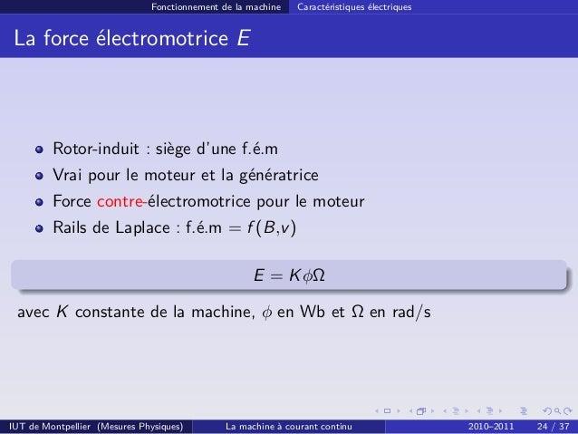 acheter de nouveaux Nouvelles Arrivées extrêmement unique Cours3 machine-courant-continu.pdf par www.lfaculte.com