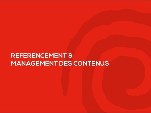 Cours SEO, contenus et ergonomie - CESI Slide 2