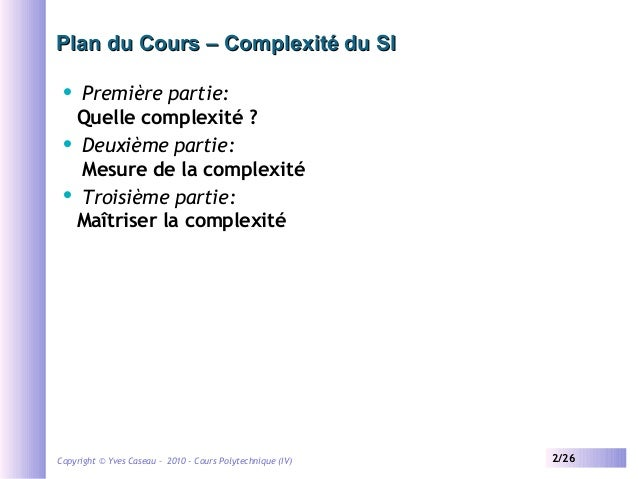 Cours chapitre4 2012 Slide 2