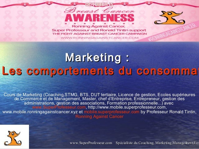 www.SuperProfesseur.com Spécialiste du Coaching, Marketing,Management,Ecowww.SuperProfesseur.com Spécialiste du Coaching, ...
