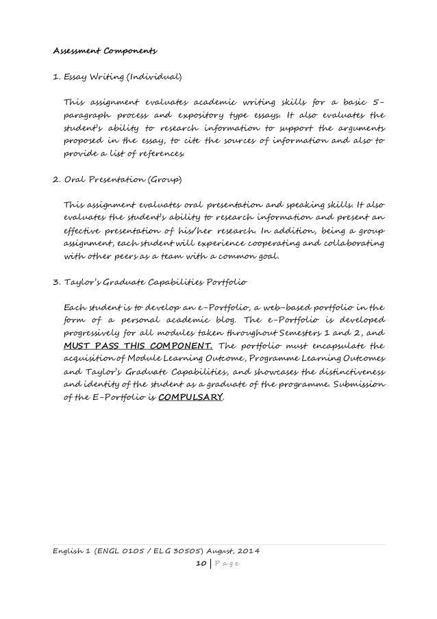 Njhs application essay