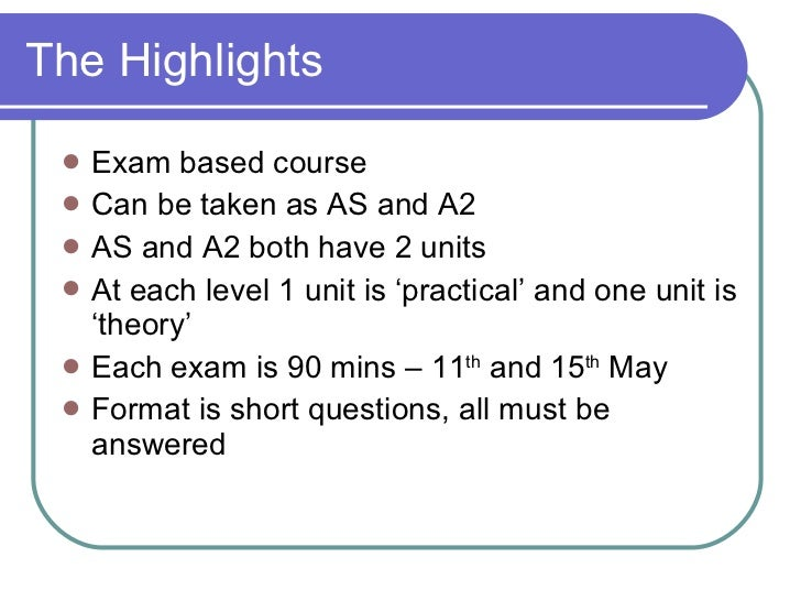 Aqa a2 ict coursework help