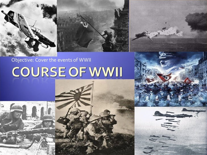 Course Of WWII