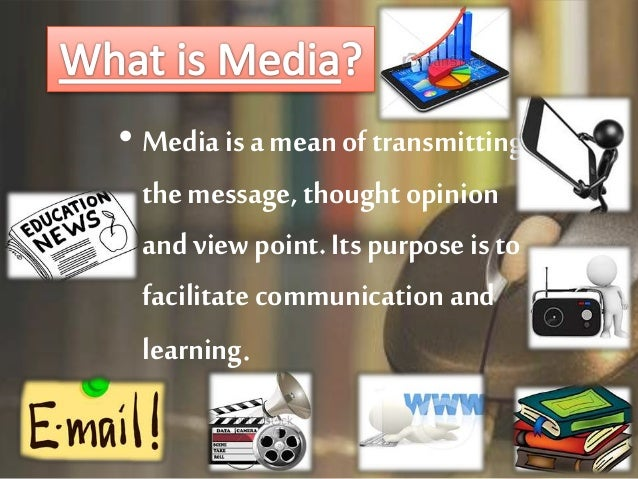 role of electronic media in the educational field Electronic media-role and challenges  in kargil was a very new thing and  only one man was striving and working in this field  them aware about the  education through our various programme and most importantly we.