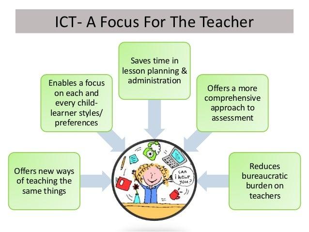 ict in teacher education