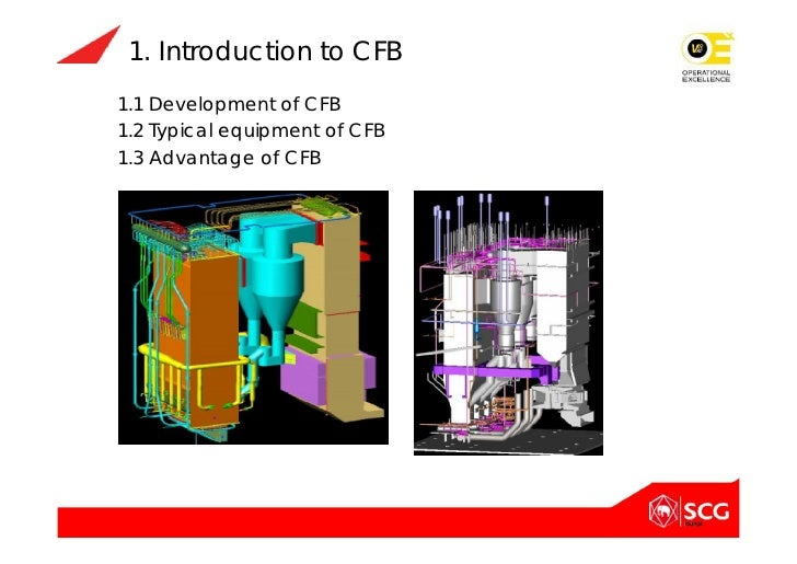 circulating fluidized bed boiler installation considerations