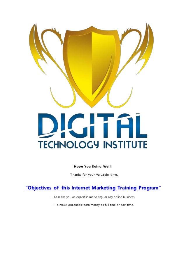 Digital Technology Institute DTI
