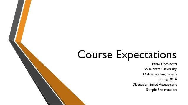 course expectation The exceeding visitor expectations one-day training course has been designed  specifically for visitor attraction front-line staff that combines the expertise of.