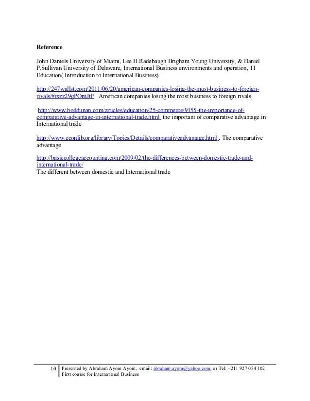 Test Bank for Daniels, Radebaugh & Sullivan, International Business, 15th Edition-228×228