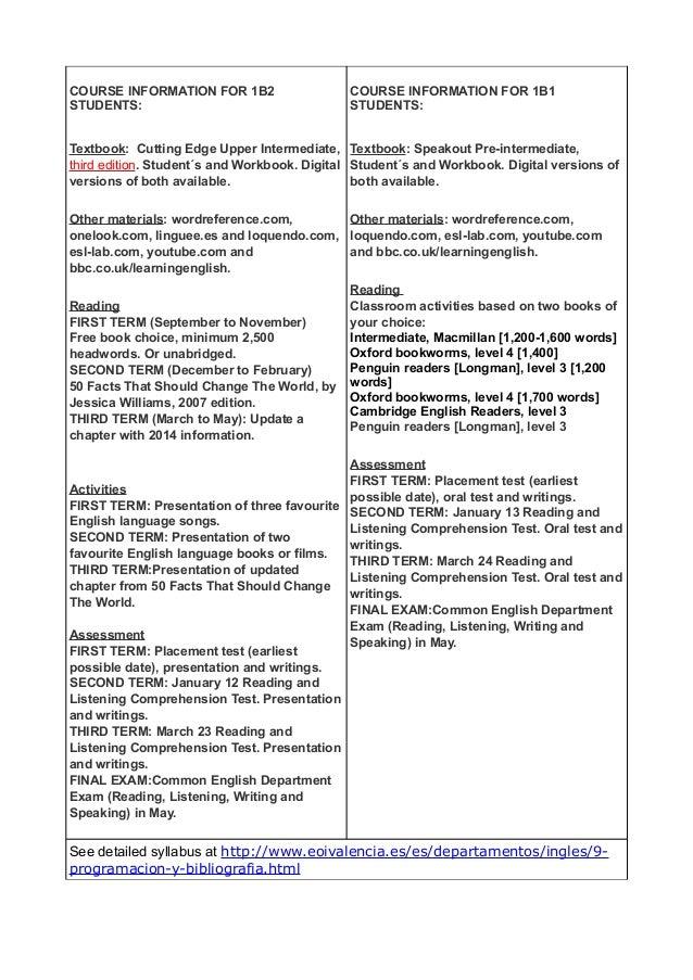cutting edge upper intermediate third edition pdf