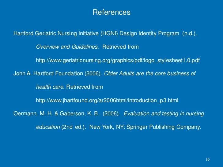 References<br />South Plains College (n.d.). REESE vocational nursing program: Course syllabus.  Retrieved from http://w...