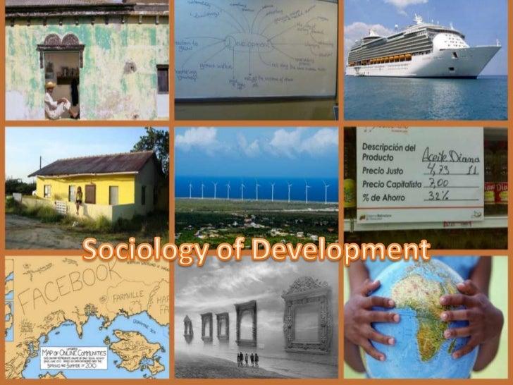 Sociology of Development<br />