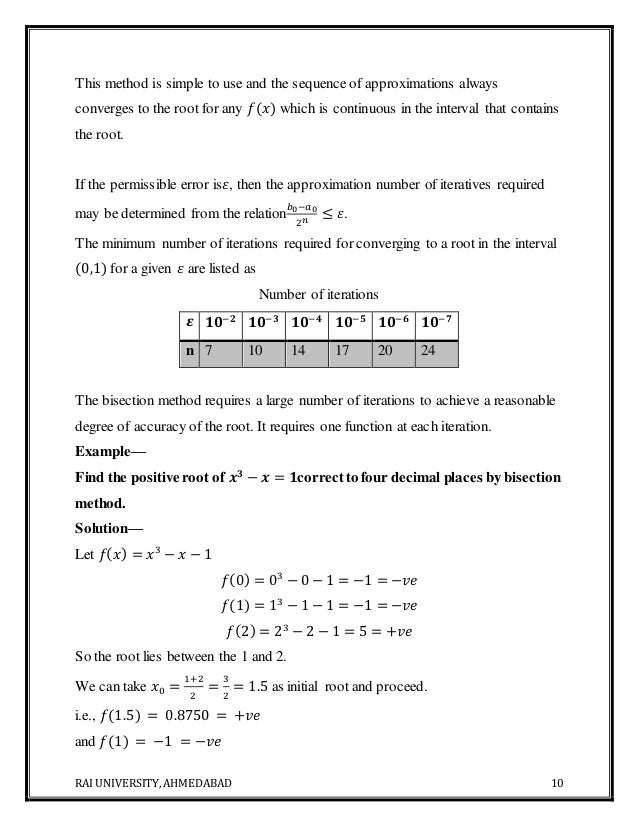computer oriented numerical and statistical methods pdf