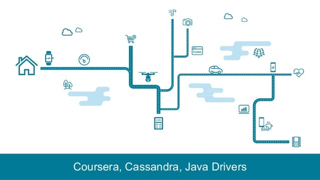 Coursera, Cassandra, Java Drivers