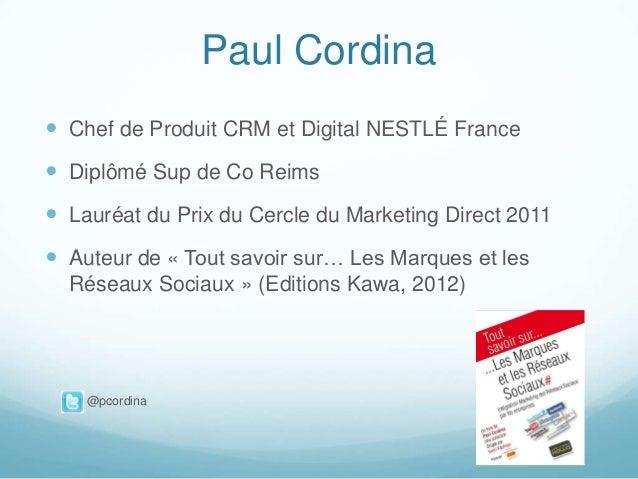 Intégrer les Réseaux Sociaux dans sa Stratégie Marketing Slide 2