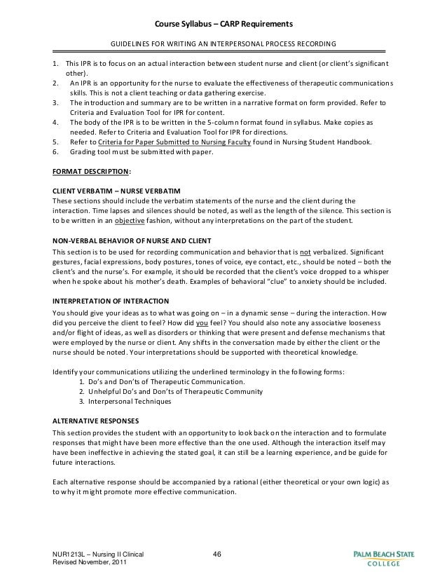Palm Beach State College Nursing Requirements