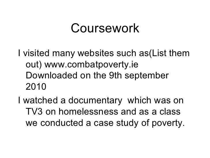 Do my coursework online