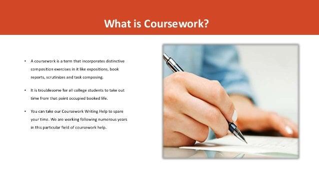 Coursework service uk