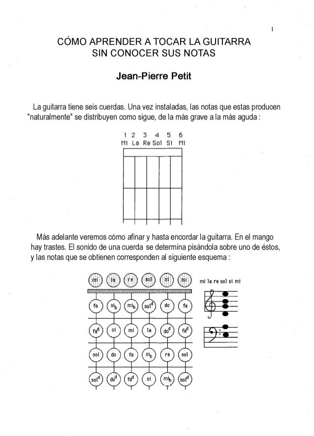 Cours guitare espagnol