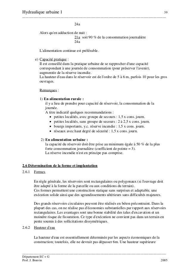 31ac9ba61875 Cours hydraulique i v2005.21